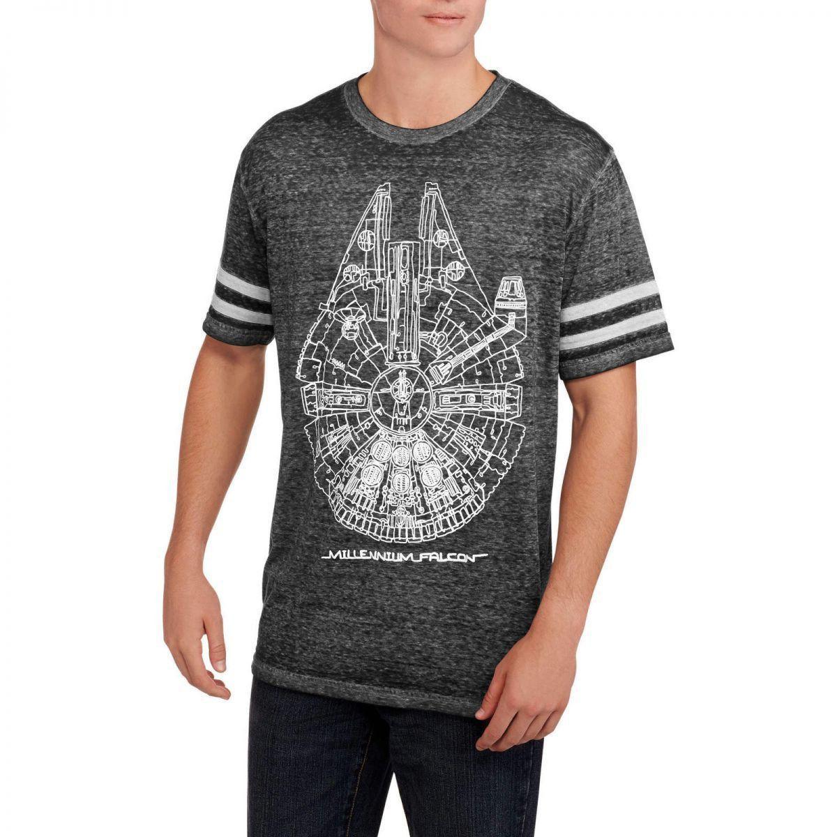 Camiseta Star Wars: Millennium Falcon