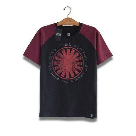 Camiseta Star Wars Rule The Galaxy - Studio Geek