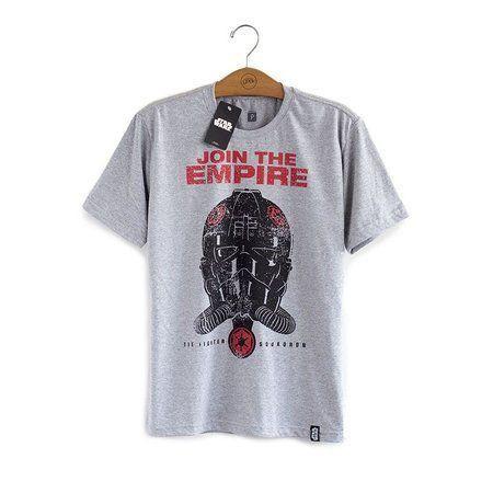 Camiseta Star Wars Tie Fighter Squadron - Studio Geek