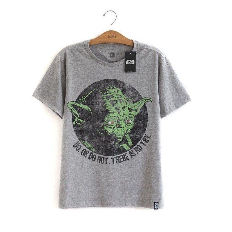 Camiseta Star Wars Yoda Do or Do Not -  Studio Geek