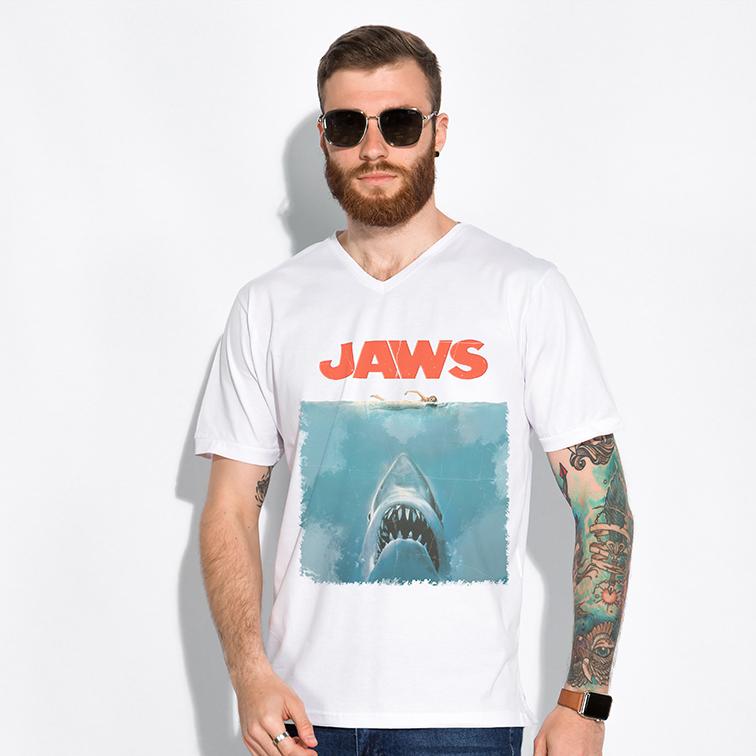 Camiseta Tubarão (Jaws) - ToyShow