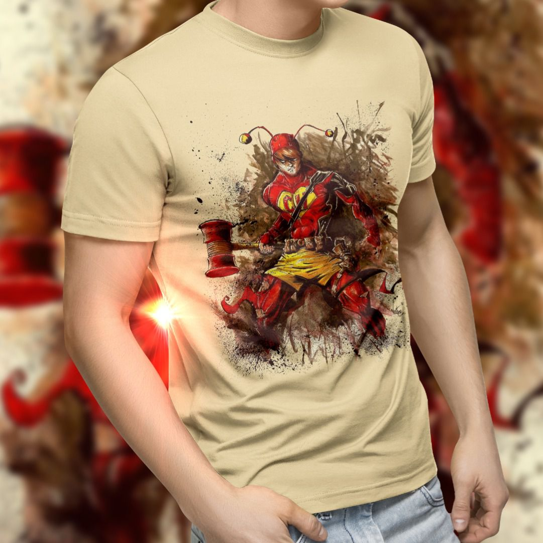 Camiseta Unissex Chapolin Colorado: Chapolin