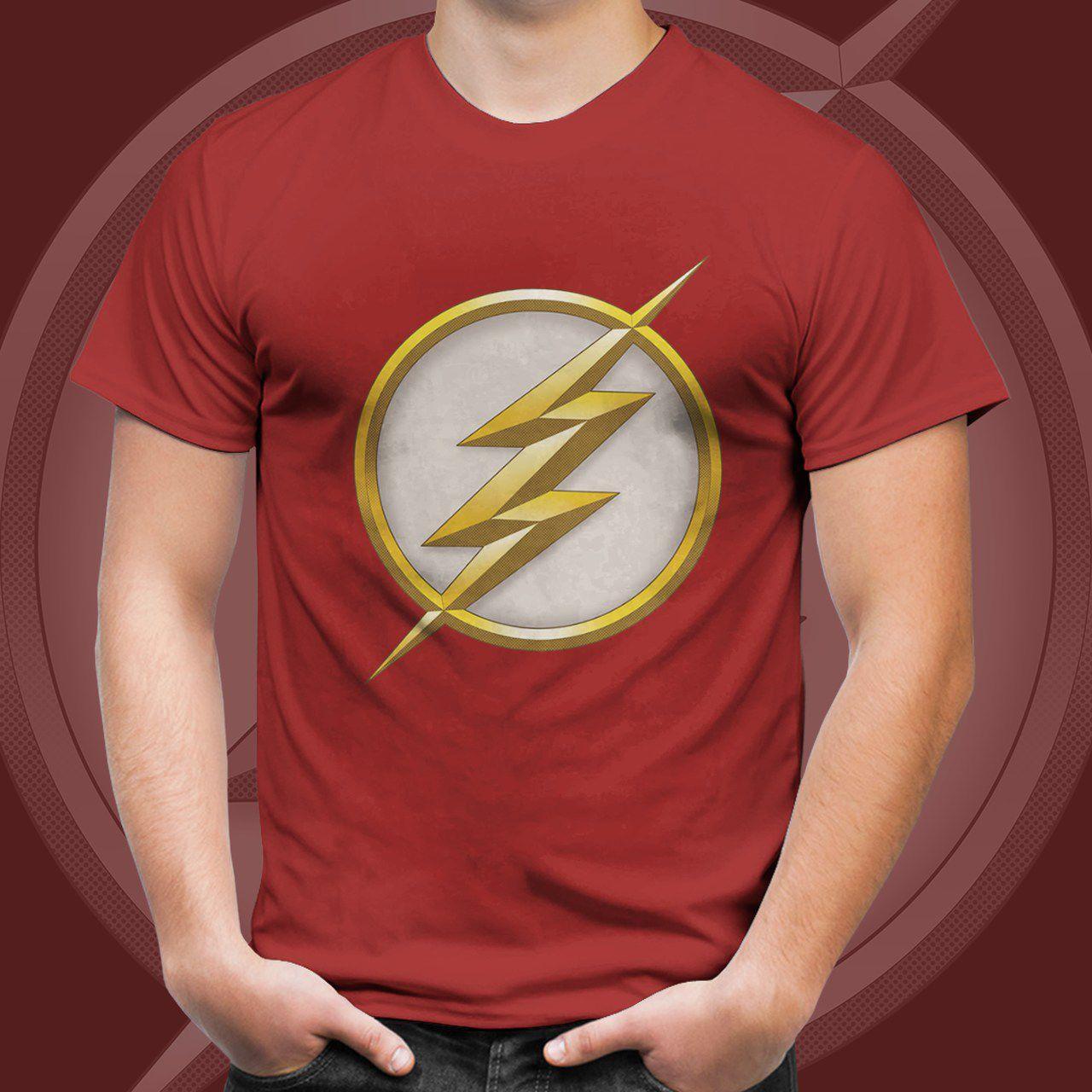 Camiseta Unissex Flash: DC Comics