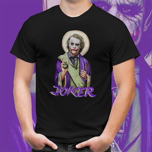 Camiseta Unissex God Joker: Coringa - EV