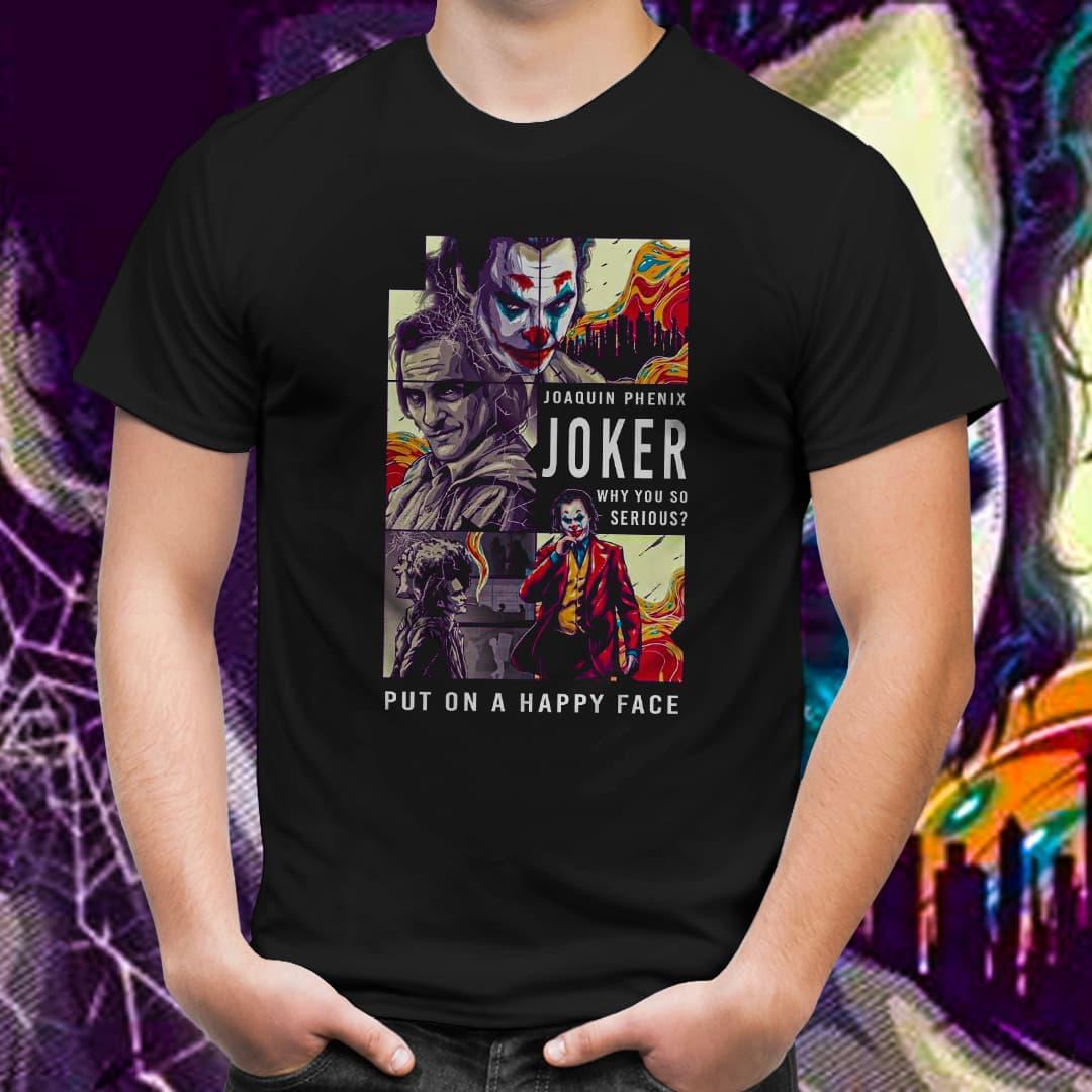 Camiseta Unissex Joker