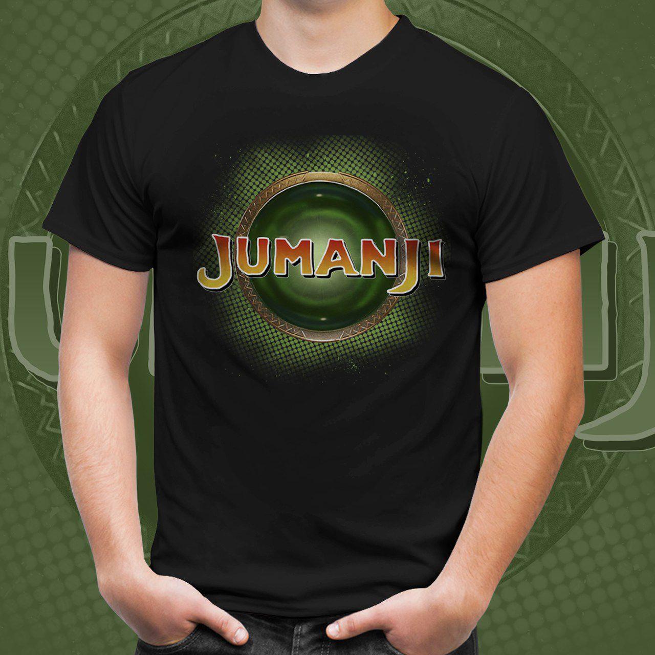 Camiseta Unissex Jumanji