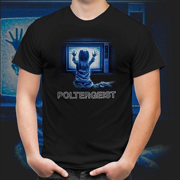 Camiseta Unissex  Poltergeist - EV