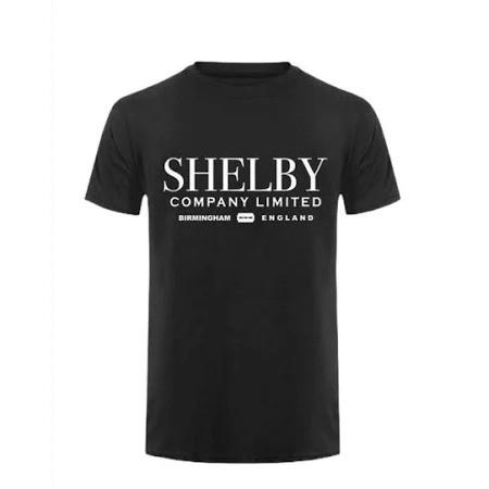 Camiseta Unissex Shelby Company Limited: Peaky Blinders - EV