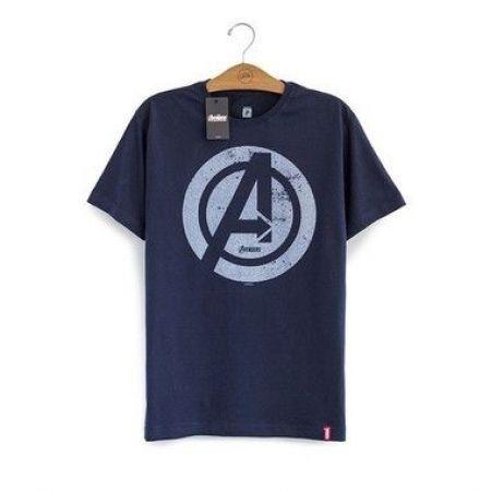Camiseta Vingadores Era de Ultron Logo - Studio Geek