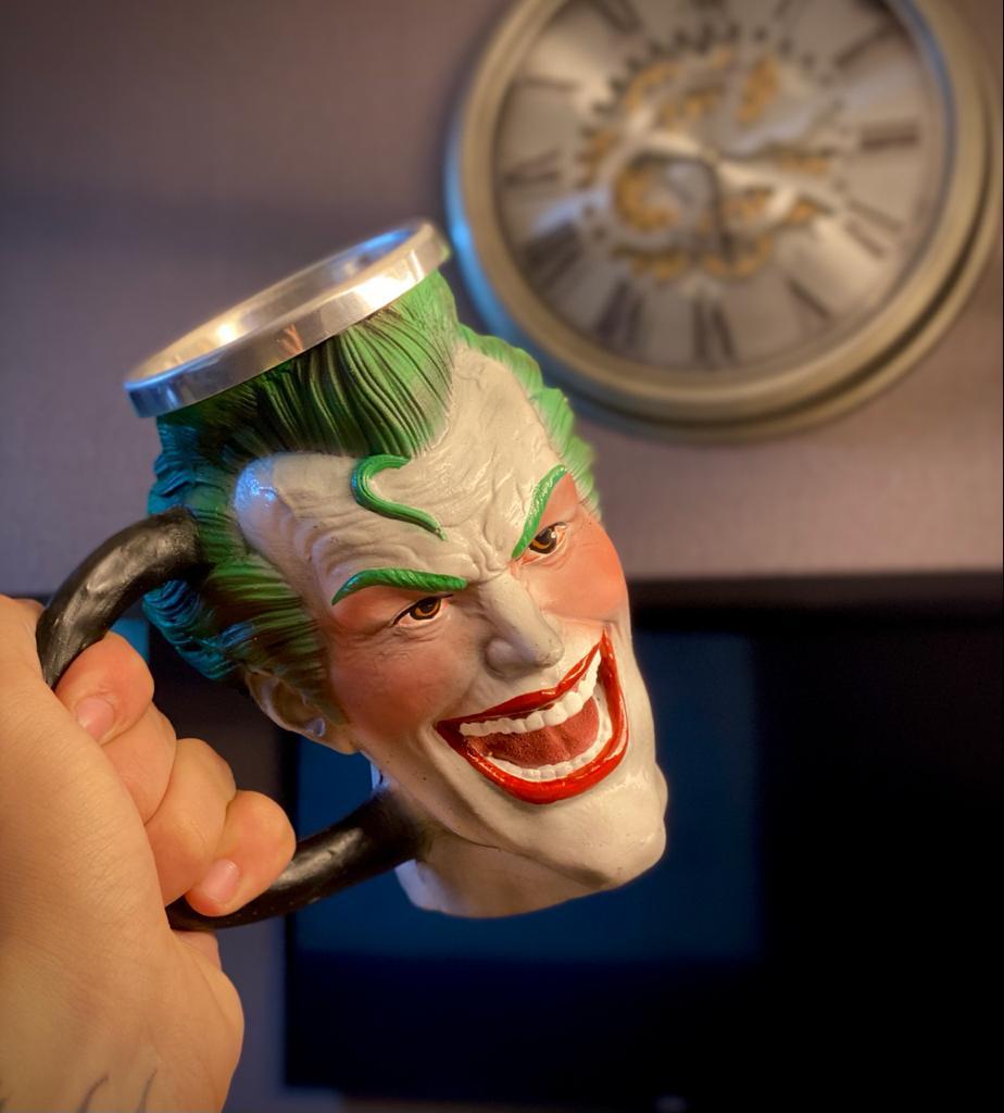 Caneca 3D Coringa (Joker) - EV