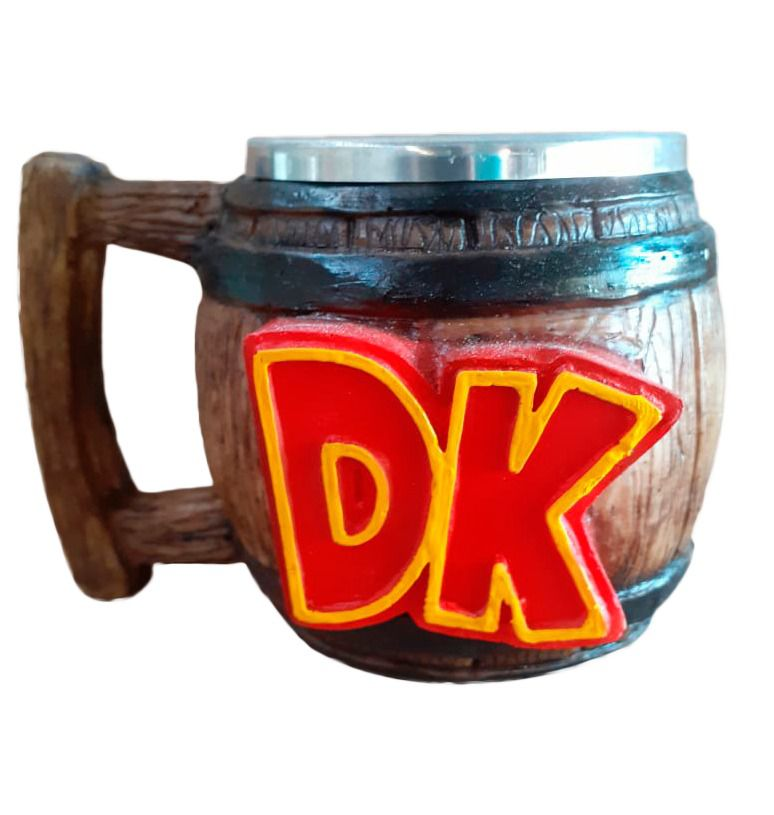 Caneca 3D DK: Donkey Kong 300ml