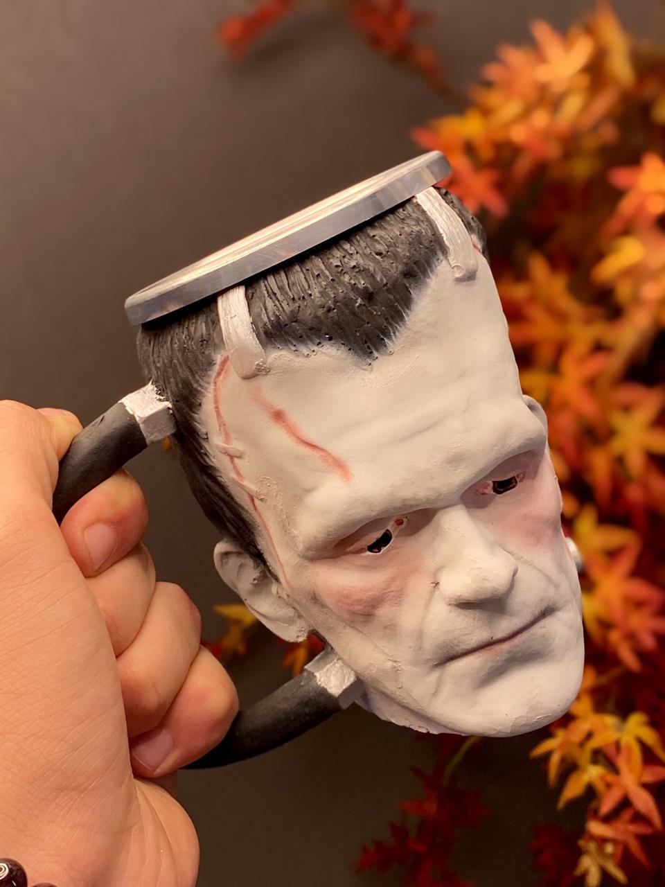 Caneca 3D Frankenstein (300ml)