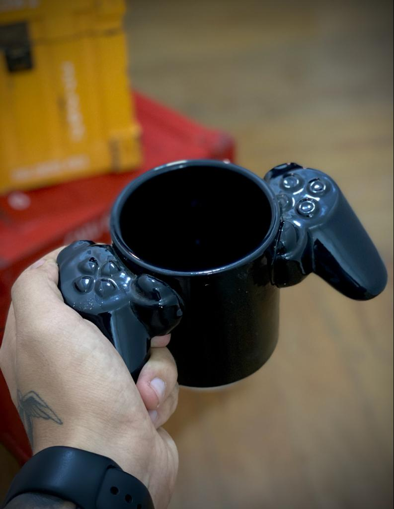 Caneca 3D Game Controle: Playstation