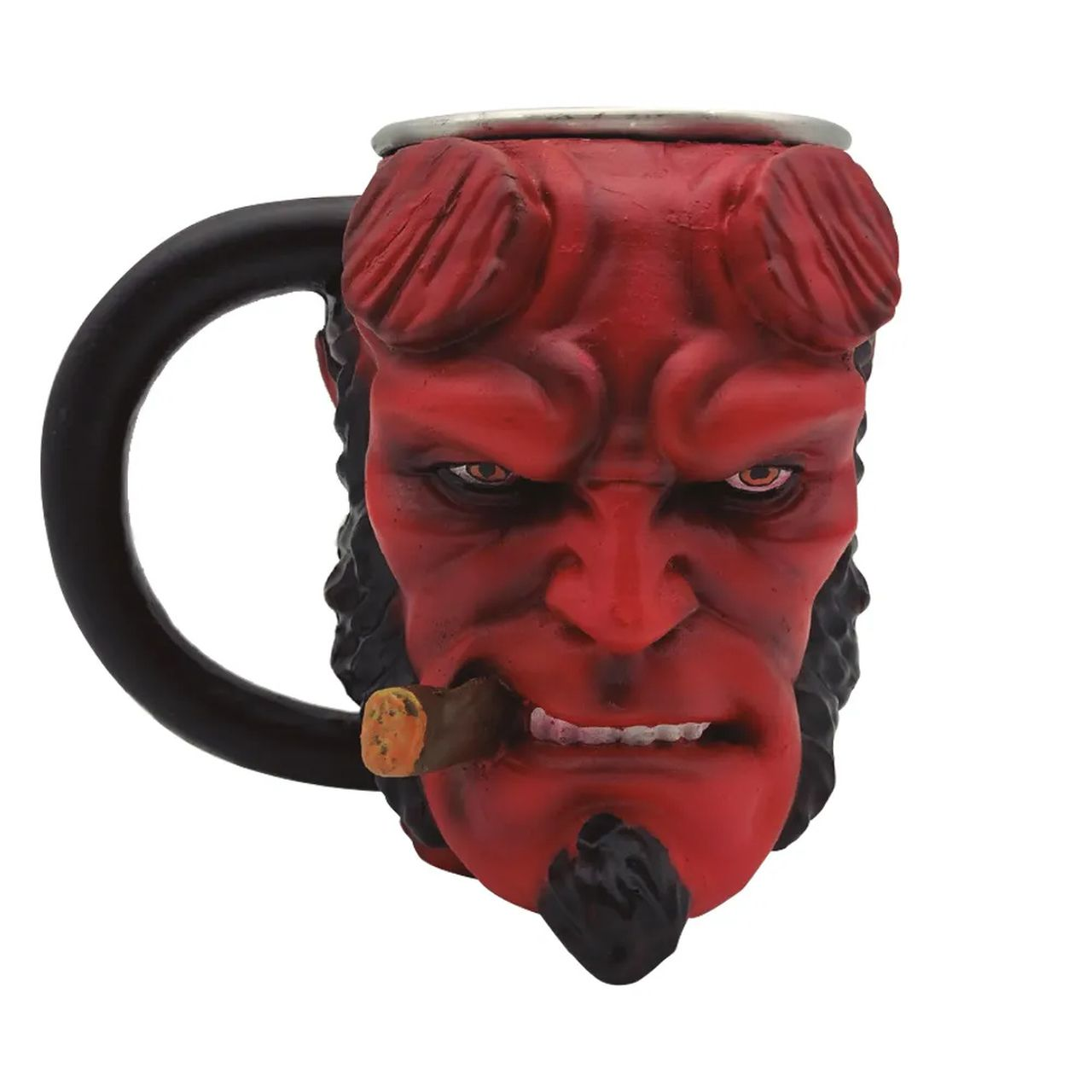 Caneca 3D Hellboy (250ml) - Zona Criativa