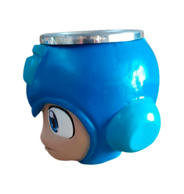 Caneca 3D Mega Man: Mega Man (300ml)