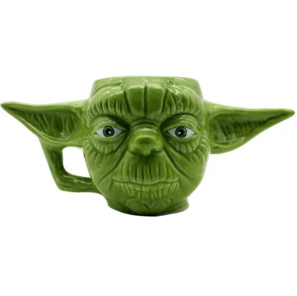 Caneca 3D Yoda: Star Wars
