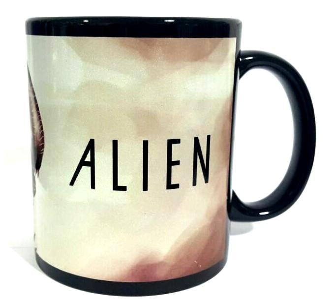 Caneca Alien Corpo