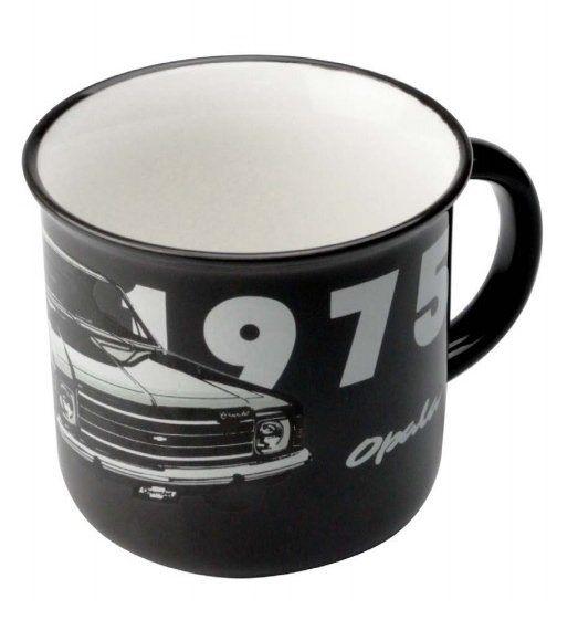 Caneca Antique Opala 1975 (Preto): GM