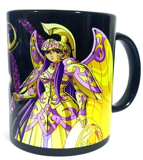 Caneca Athena: Os Cavaleiros do Zodíaco