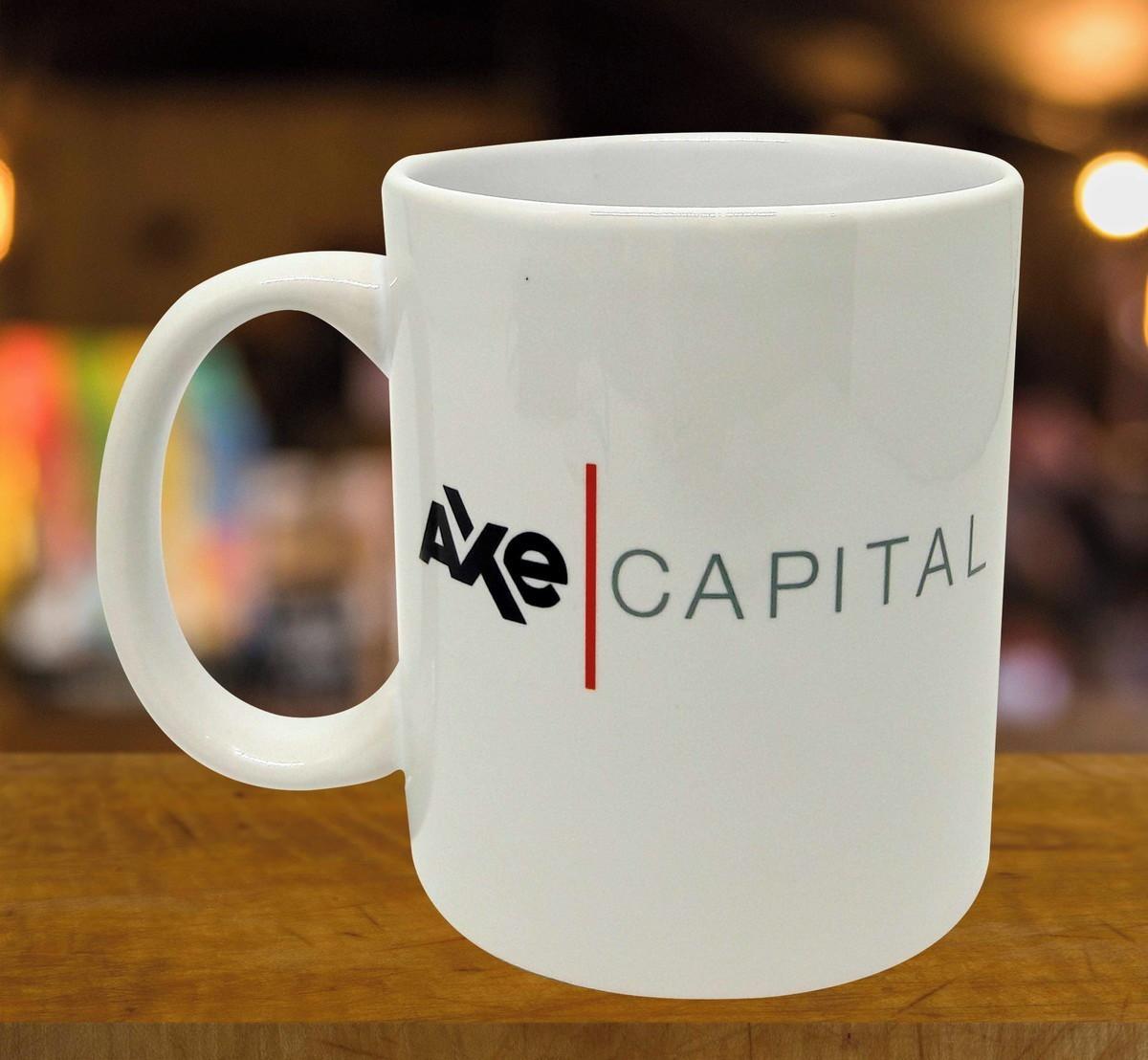 Caneca: Axe Capital Bob - Billions - EV