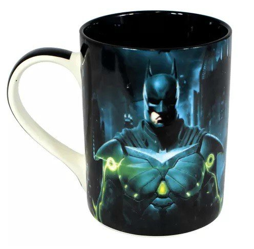 Caneca Batman e Superman: Injustice 2 (460ML)