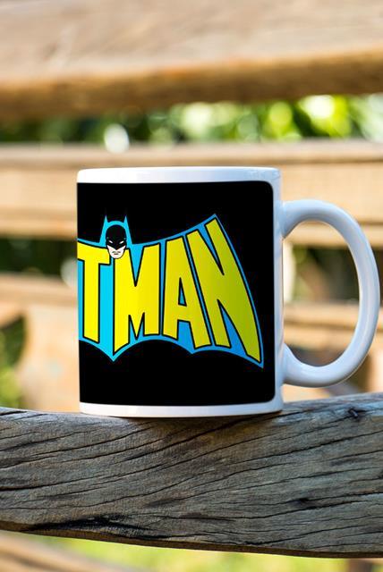 Caneca Batman Logo 60s - BandUP!
