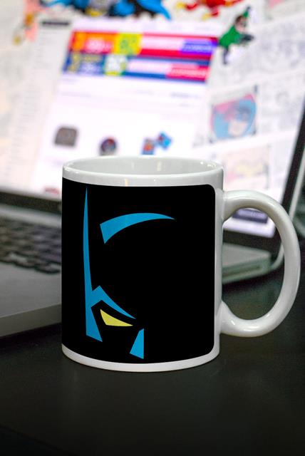 Caneca Batman Mask - BandUP!