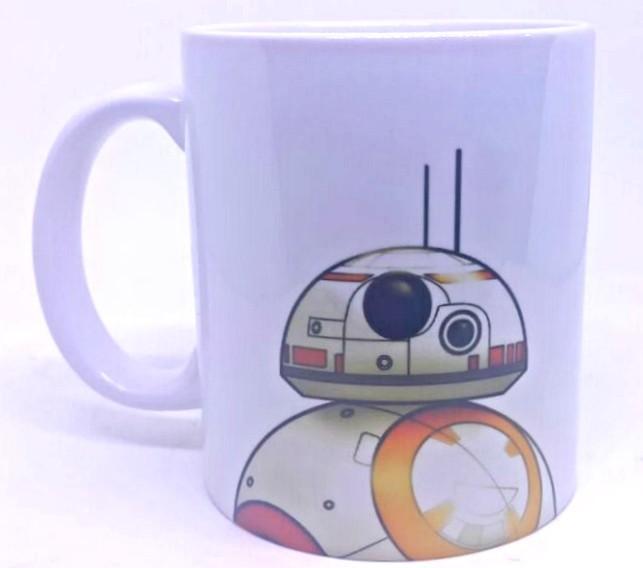 Caneca BB-8: Star Wars