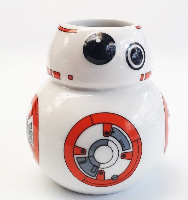 Caneca 3D BB-8: Star Wars