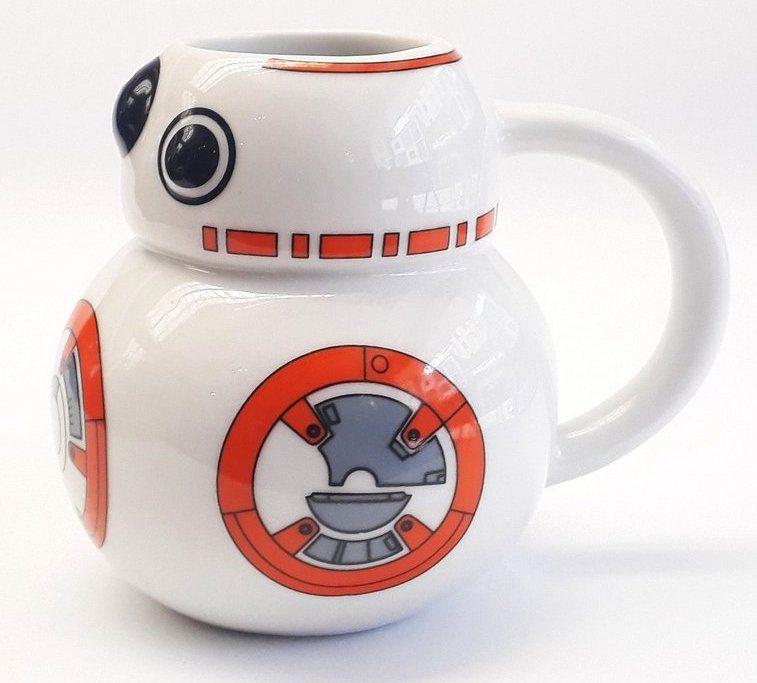 Caneca 3D BB-8: Star Wars