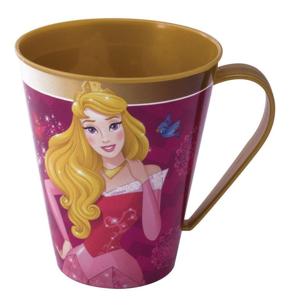 Caneca Bela Adormecida: Princesas Disney (360 ml) - Plasutil