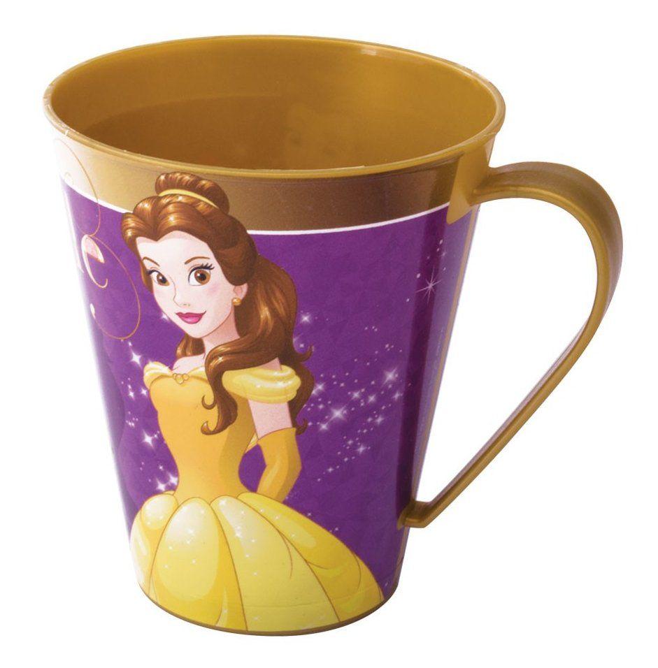 Caneca Bela: Princesas Disney (360 ml) - Plasutil