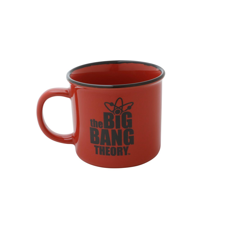 Caneca Big Bang A Teoria (Big Bang Theory) 380ml - Urban
