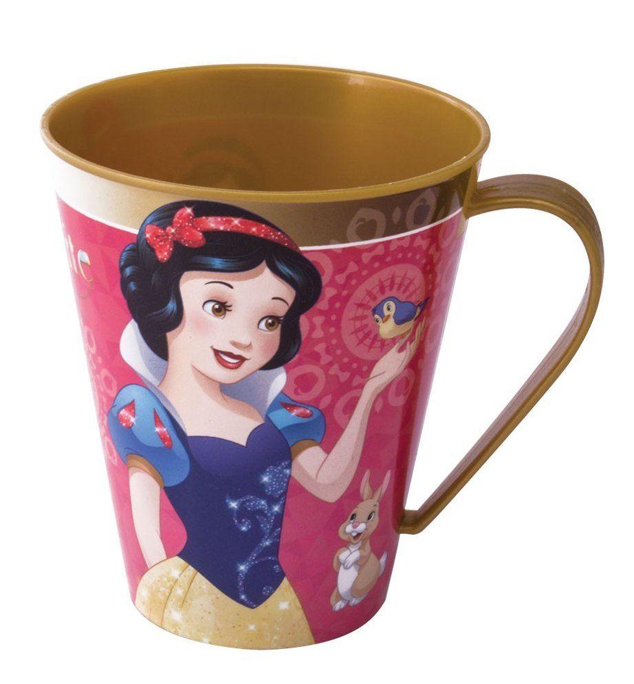 Caneca Branca de Neve: Princesas Disney (360 ml) - Plasutil