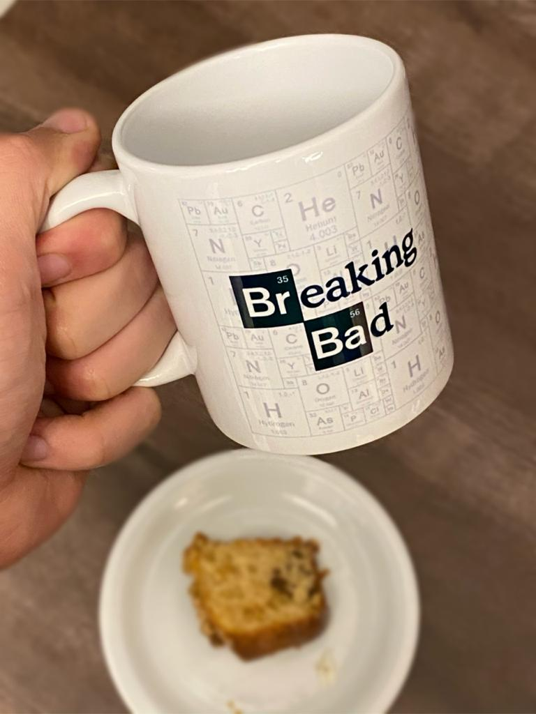Caneca: Breaking Bad