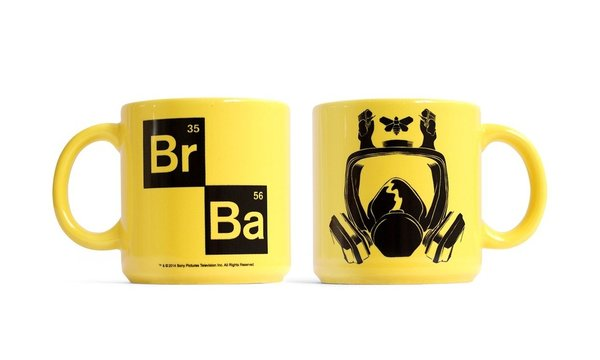 Caneca Breaking Bad Máscara - Studio Geek