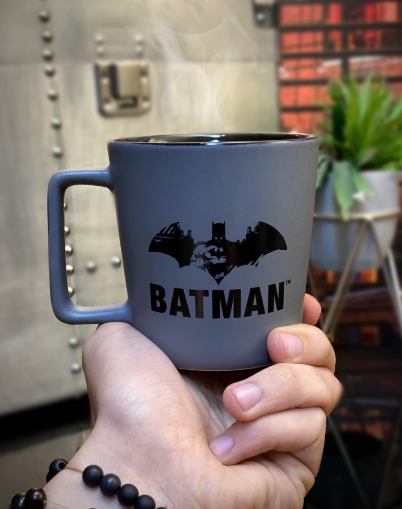 Caneca Buck Batman: DC Comics 400ml