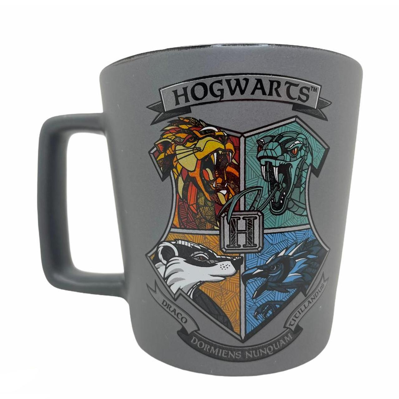Caneca Buck Casas Hogwarts: Harry Potter 400ml