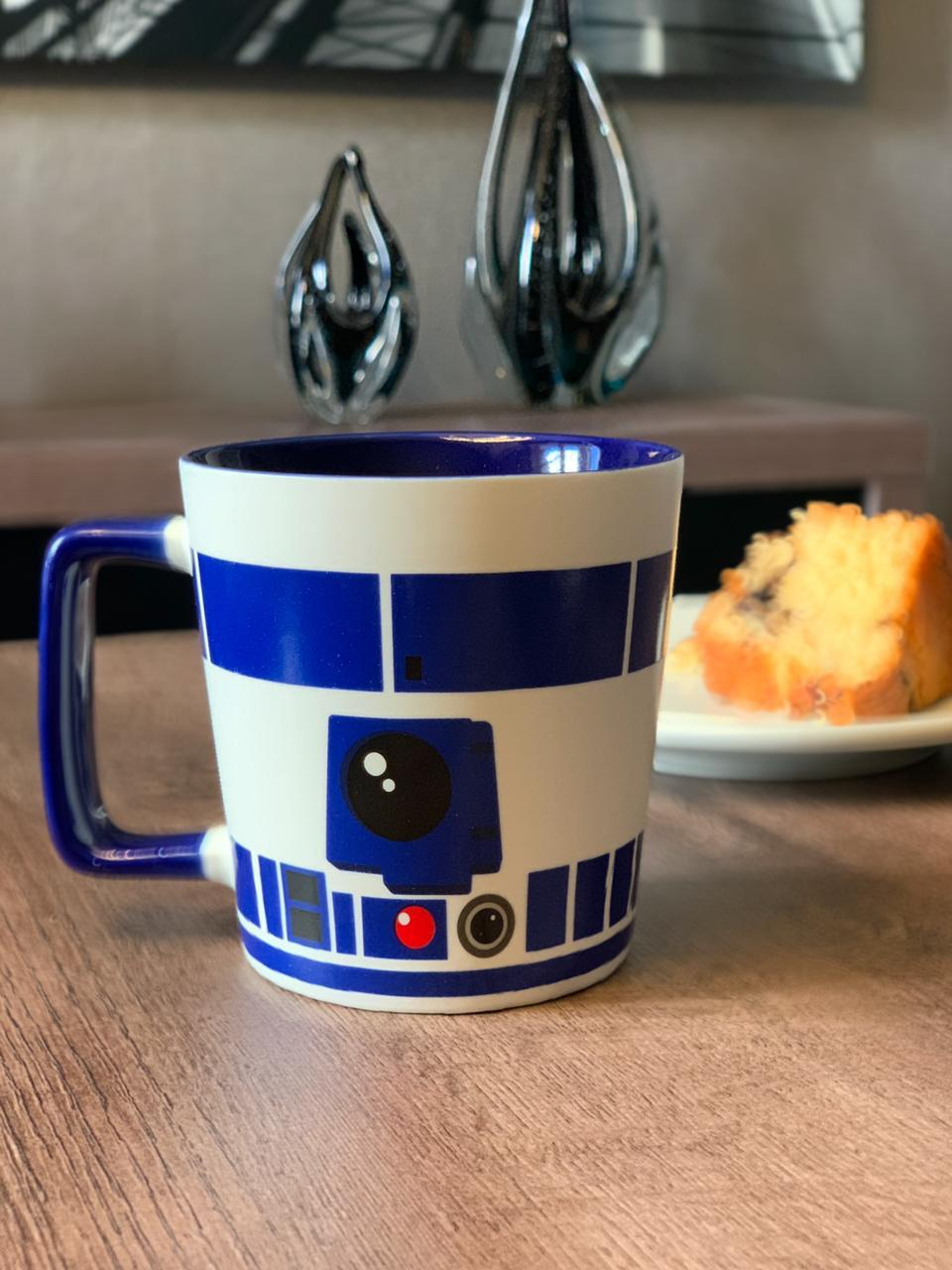 Caneca Buck R2-D2: Star Wars - (400ml)
