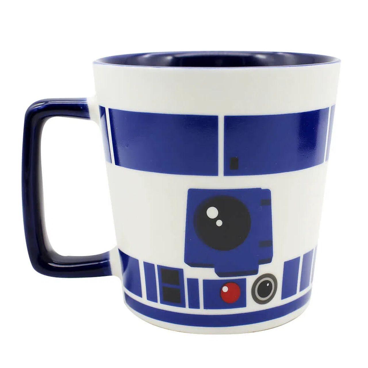 Caneca Buck R2-D2: Star Wars - (400ml)