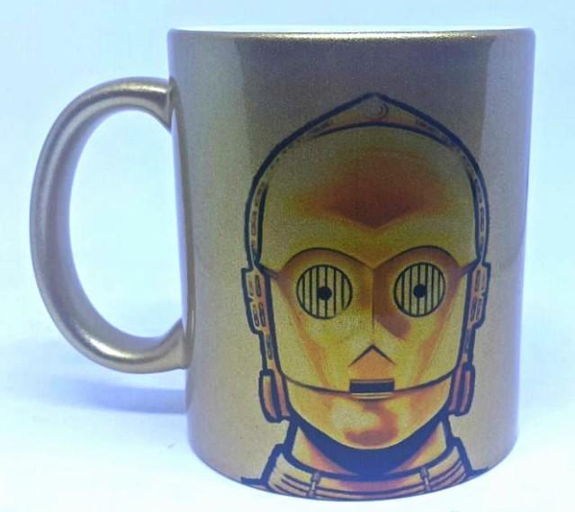 Caneca C-3PO: Star Wars
