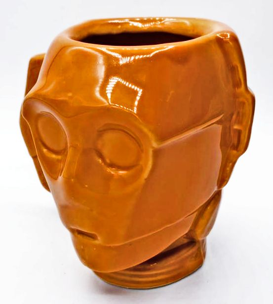 Caneca 3D C-3PO: Star Wars