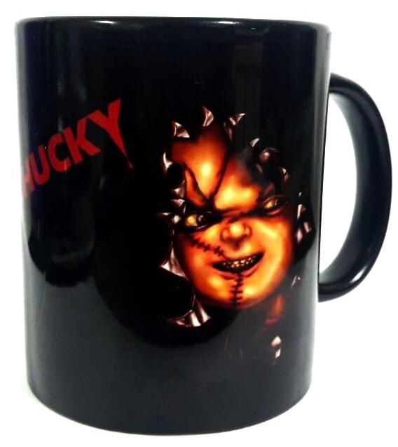 Caneca Chucky Brincando