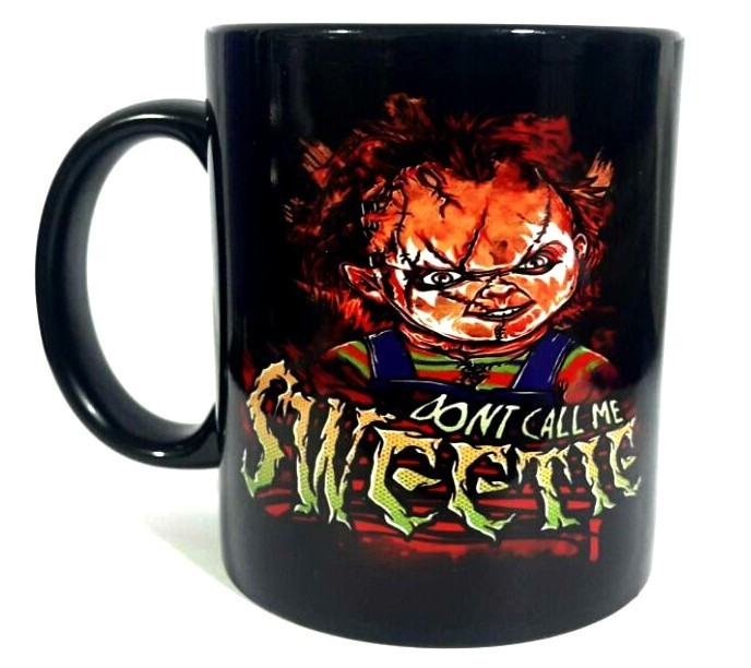 Caneca Chucky: Dont Call Me Sweetie