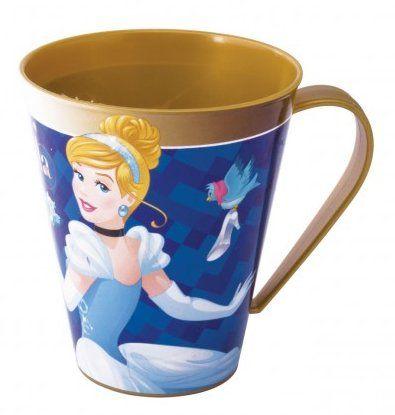 Caneca Cinderela: Princesas Disney (360 ml) - Plasutil