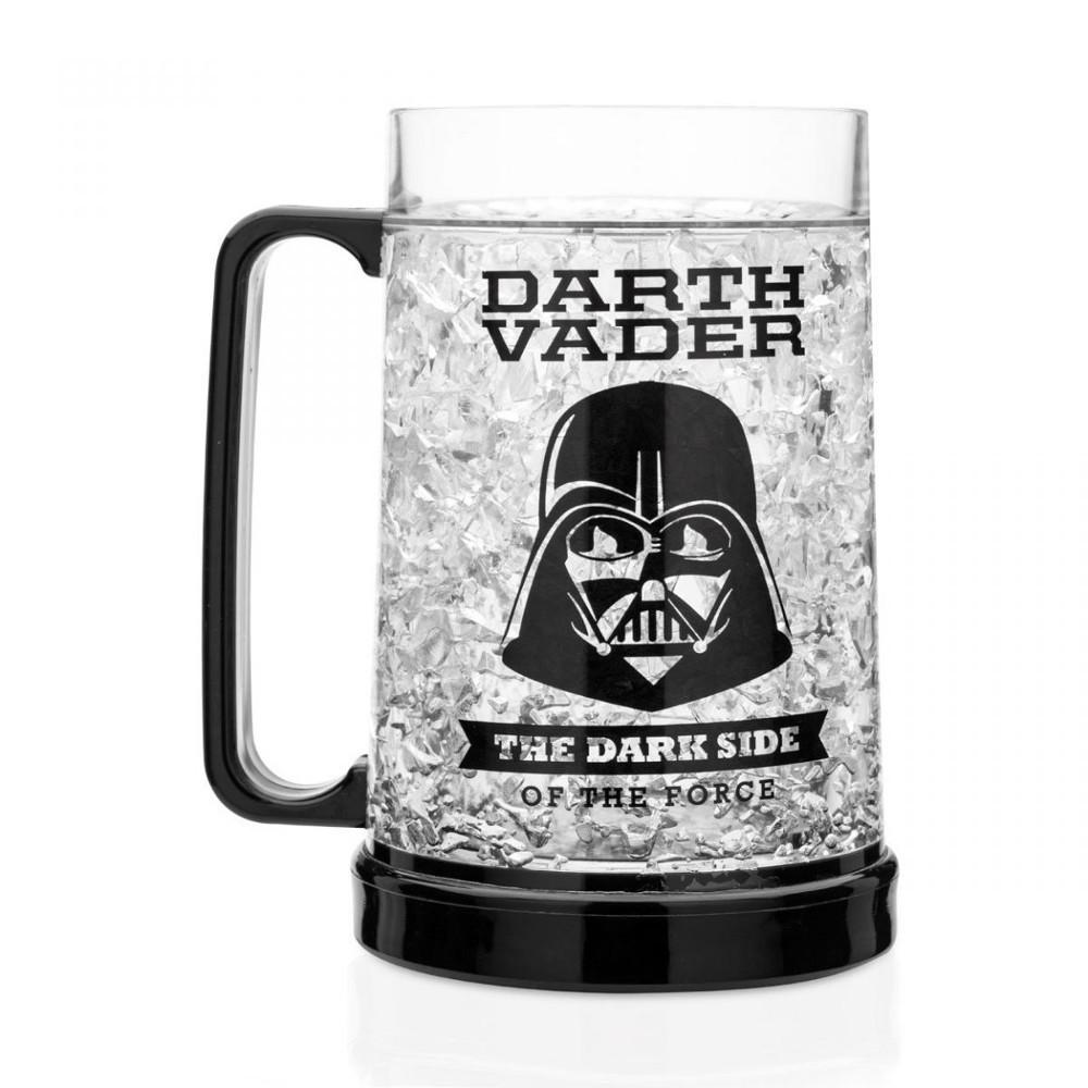 Caneca Congelável Darth Vader: Star Wars Saga