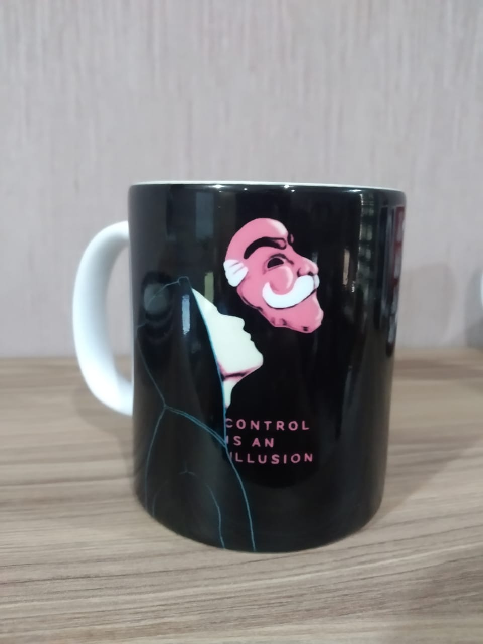 Caneca: Control Is An Illusion