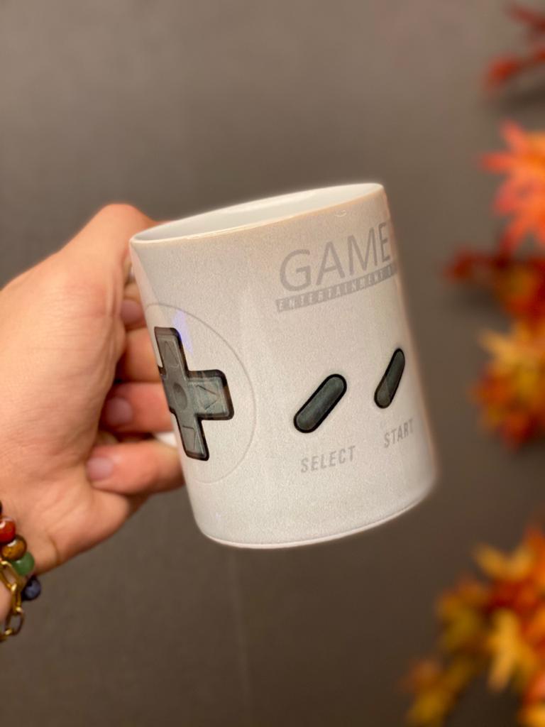 Caneca Controle Super Nintendo (SNES) 330ml