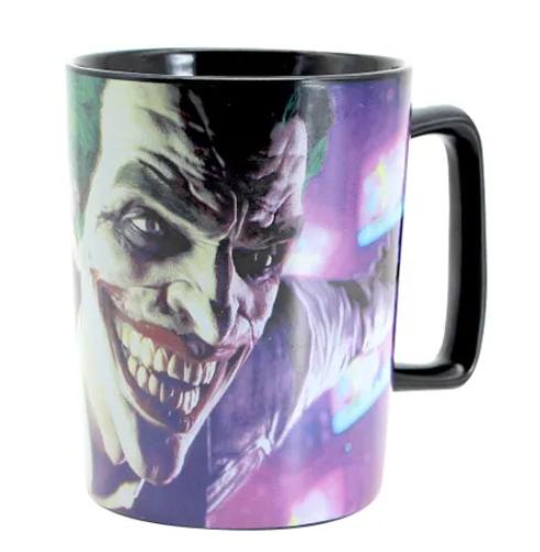 Caneca Coringa (Joker): Batman: Arkham Origins (500ml) - Zonacriativa