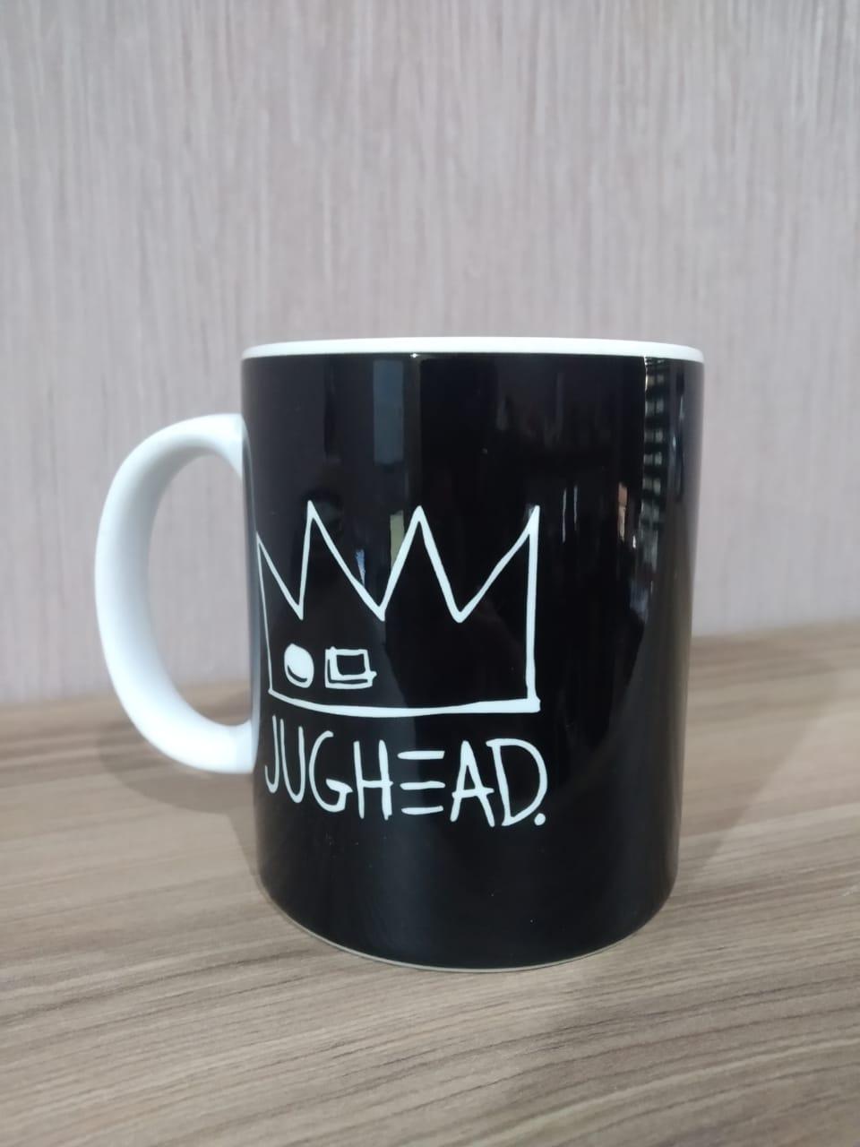 Caneca Coroa Jughead